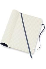 Hachette Moleskine Soft Cover Pocket Squared Sapphire Blue