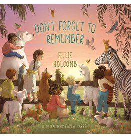 Broadman & Holman Publishers (B&H) Don't Forget to Remember