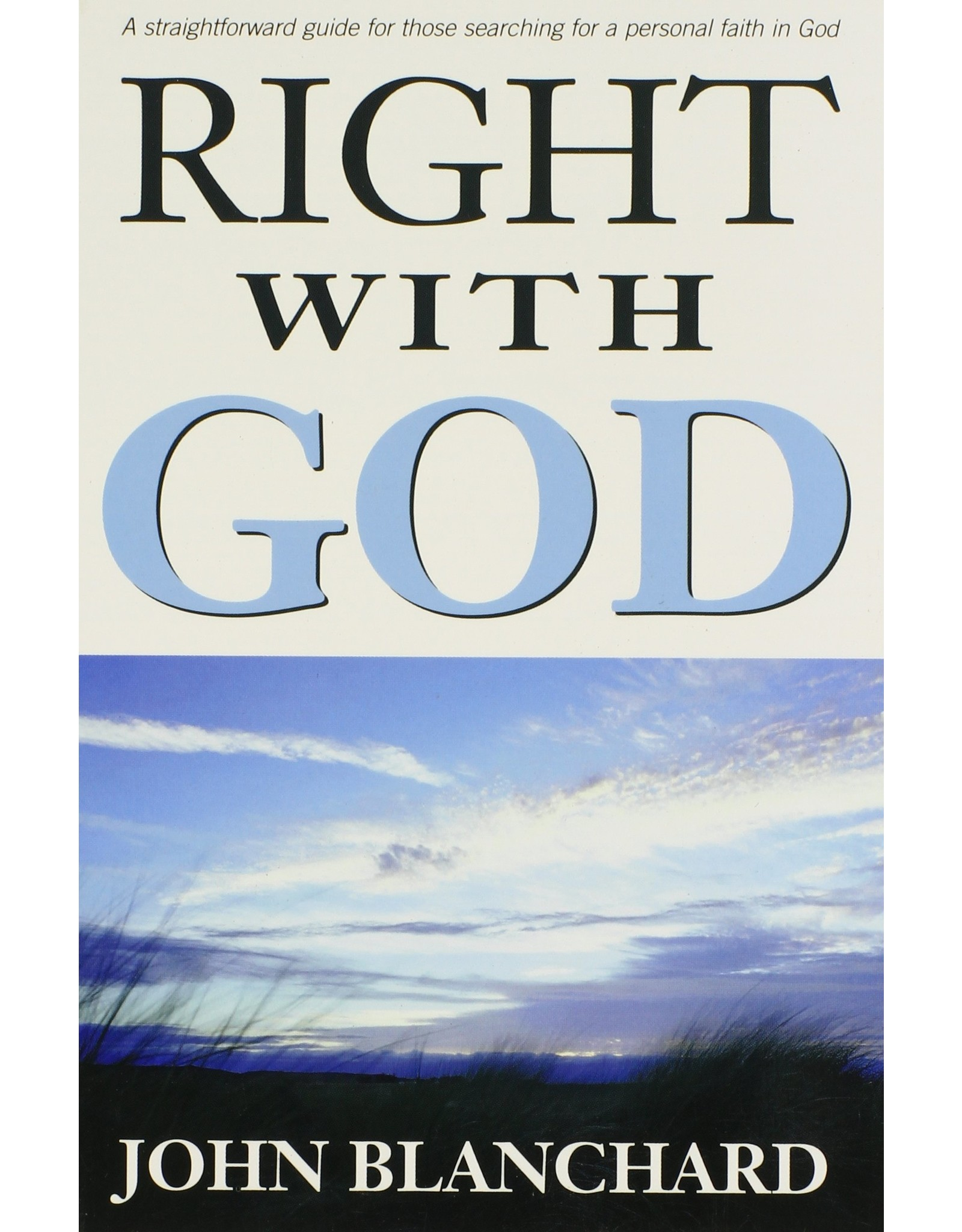Banner of Truth Right with God