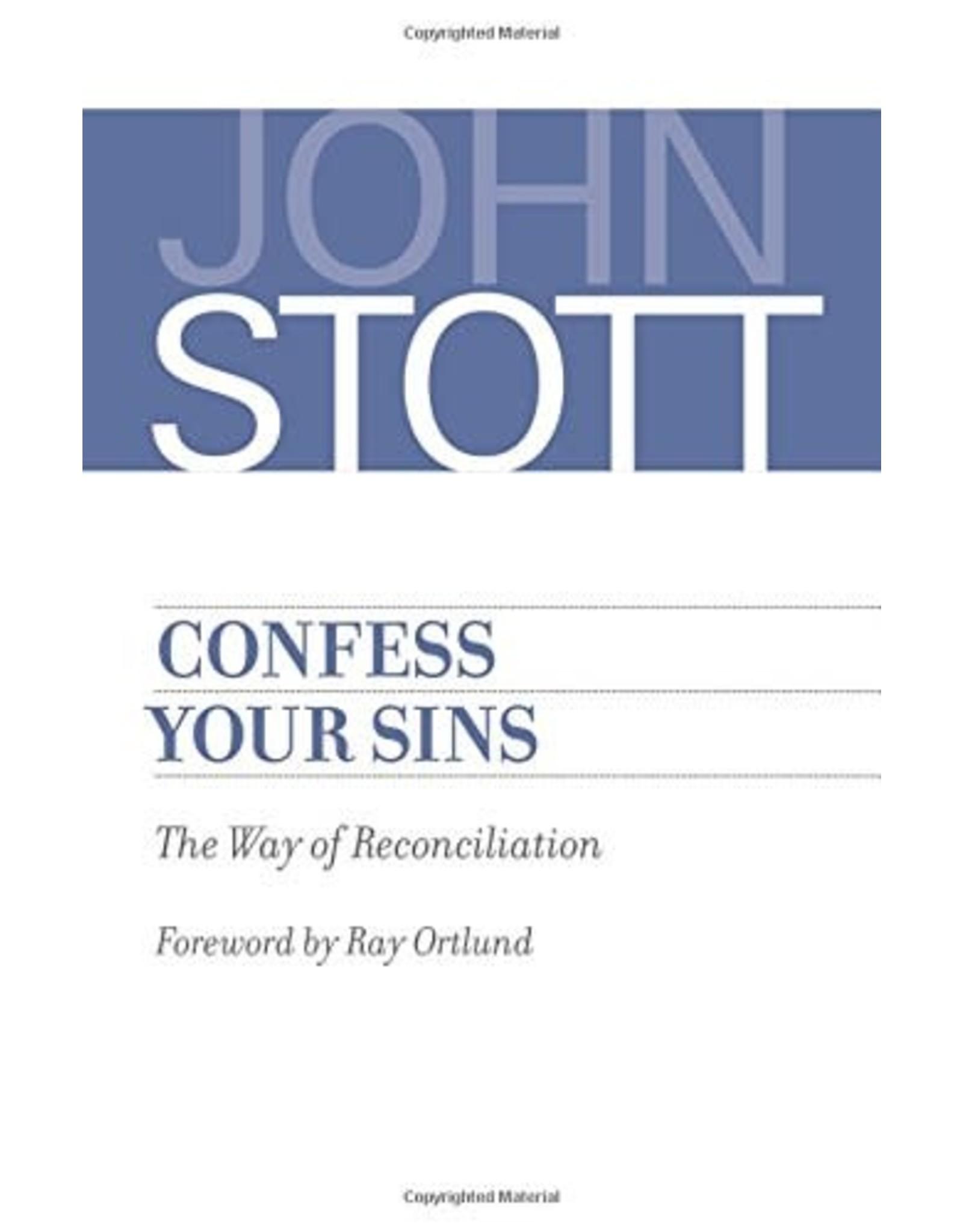 Wm. B. Eerdmans Confess Your Sins: The Way of Reconciliation