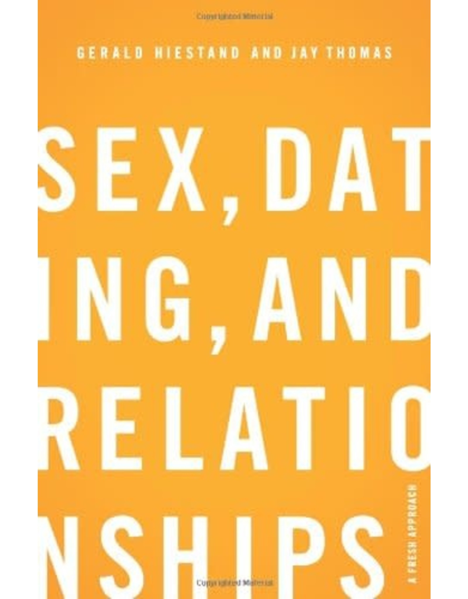 Crossway / Good News REV Sex, Dating, and Relationships