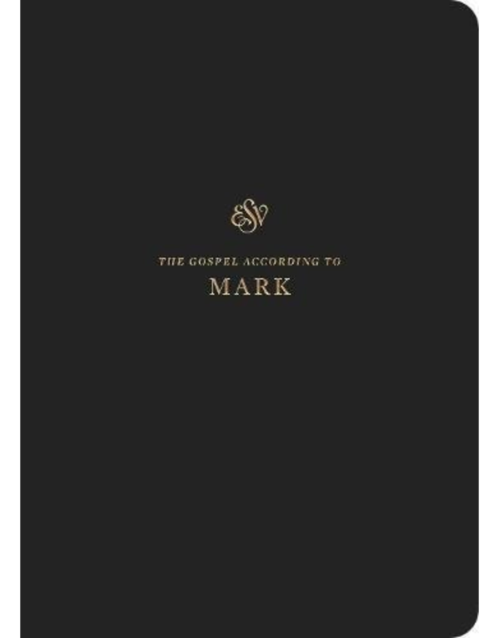 Crossway / Good News ESV Scripture Journal: Mark (Paperback)