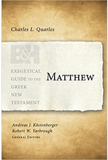 Broadman & Holman Publishers (B&H) Matthew (Exegetical Guide to the Greek New Testament)