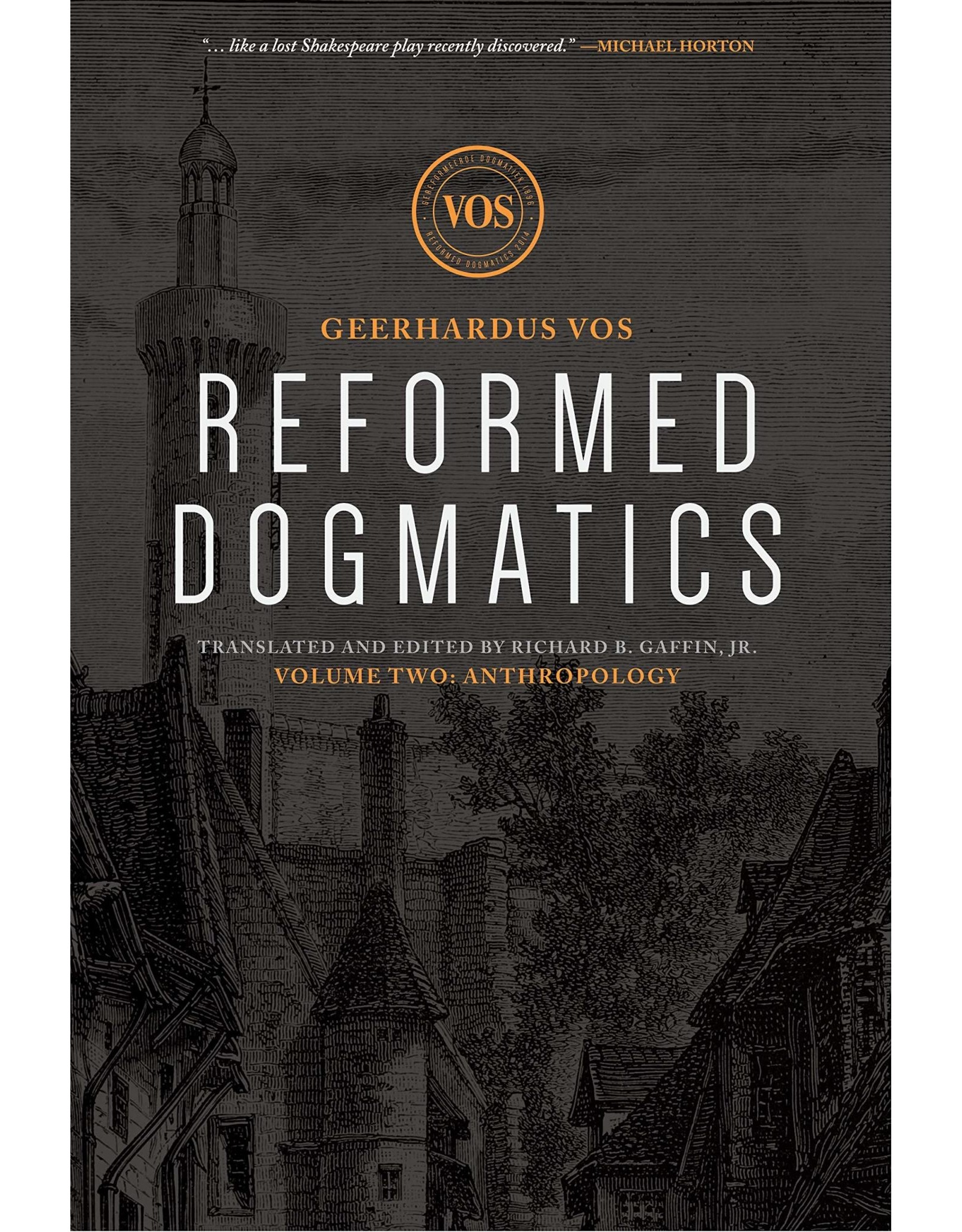 Lexham Press (Bookmasters) Reformed Dogmatics: Anthropology (Vol. 2)