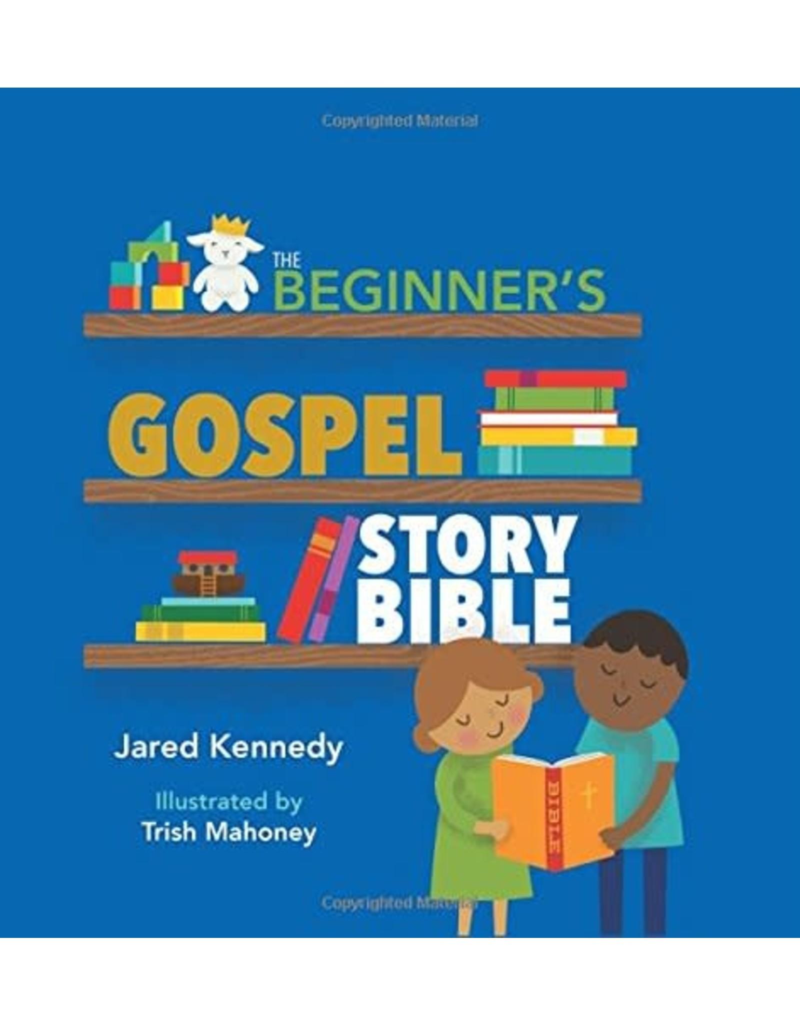 New Growth Press Beginner's Gospel Story Bible