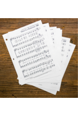 Master's Seminary Press Hymns of Grace - Chord Loose Leaf