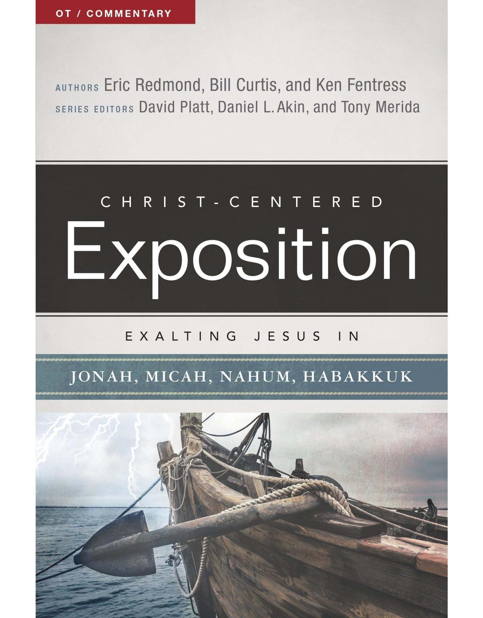 Broadman & Holman Publishers (B&H) Exalting Jesus in Jonah, Micah, Nahum, Habakkuk