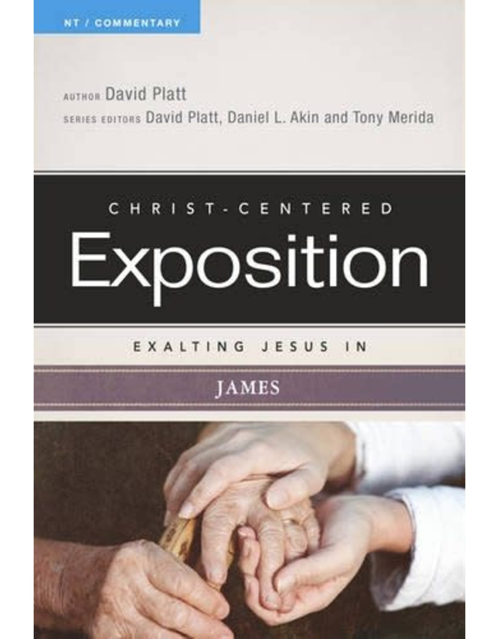 Broadman & Holman Publishers (B&H) Exalting Jesus in James