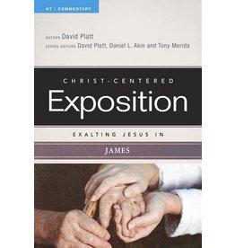 Broadman & Holman Publishers (B&H) Exalting Jesus in James
