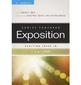 Broadman & Holman Publishers (B&H) Exalting Jesus in 1, 2, 3 John