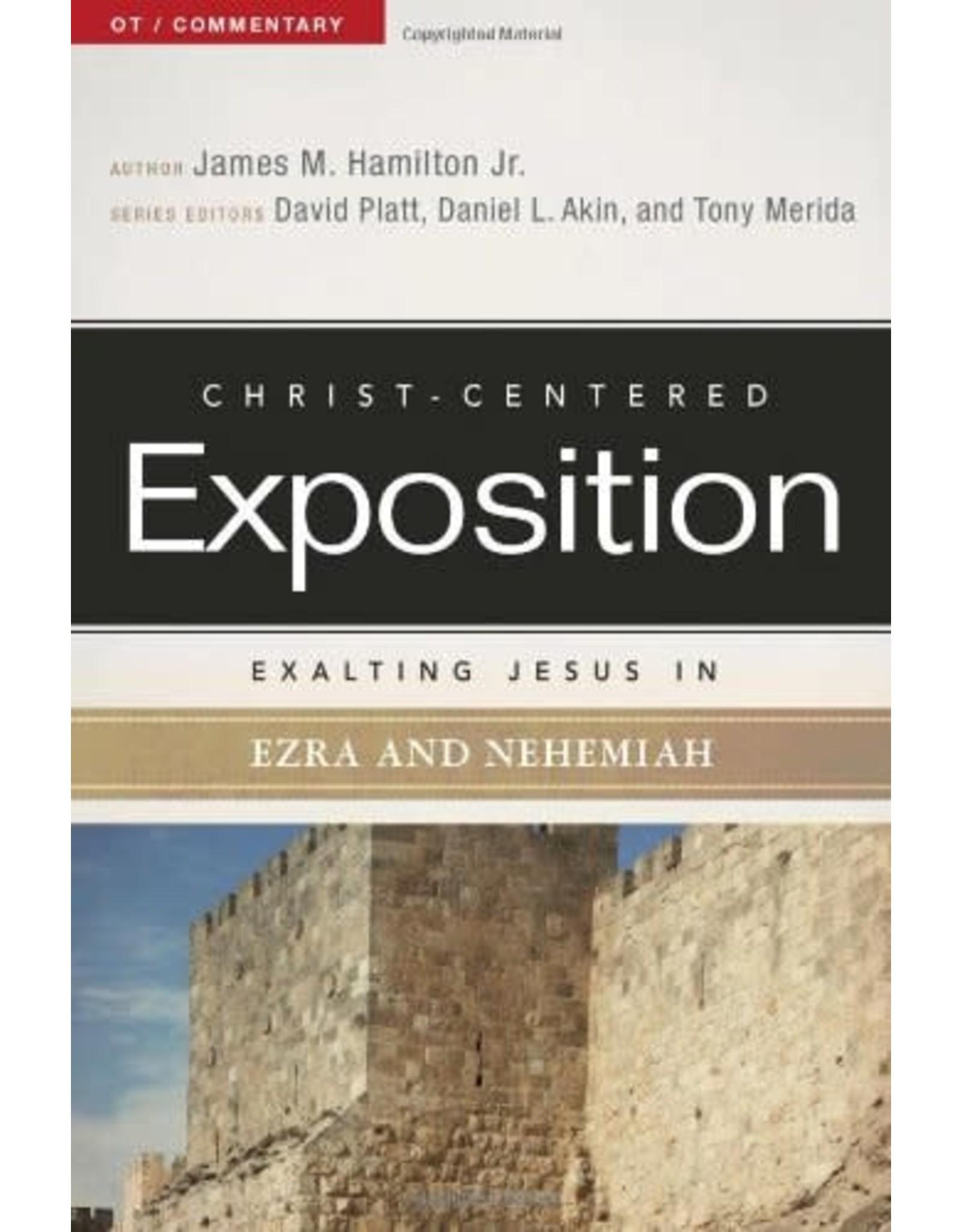 Broadman & Holman Publishers (B&H) Exalting Jesus in Ezra-Nehemiah