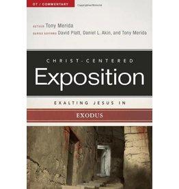 Broadman & Holman Publishers (B&H) Exalting Jesus in Exodus