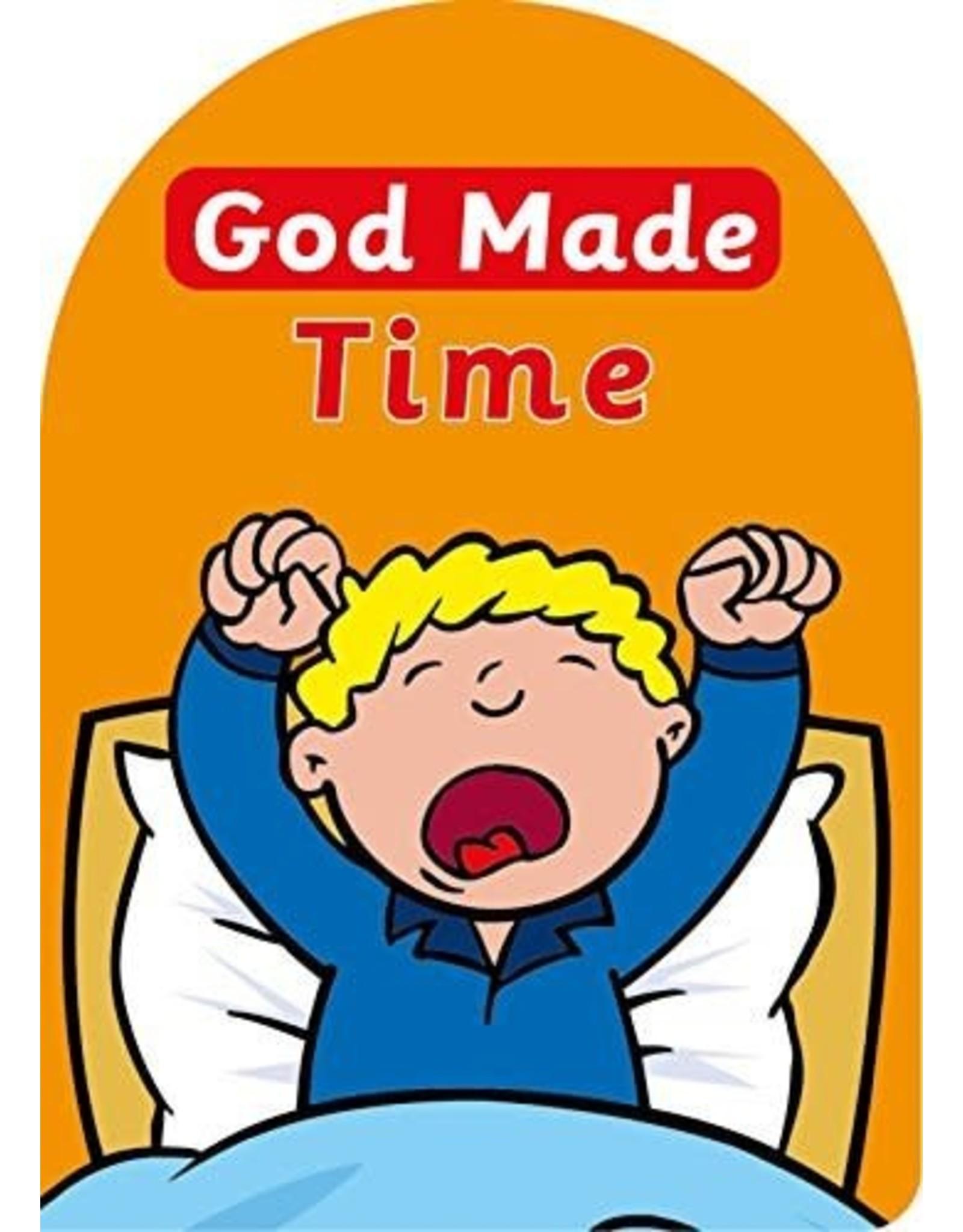 CF4Kids God Made TIme