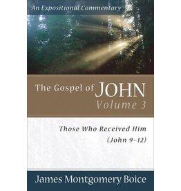 Baker Publishing Group / Bethany The Gospel of John Volume 3  (Boice)