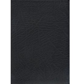 Harper Collins / Thomas Nelson / Zondervan MSB: NASB Large Print, Bonded Leather