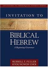 Kregel / Portavoz / Ingram Invitation to Biblical Hebrew