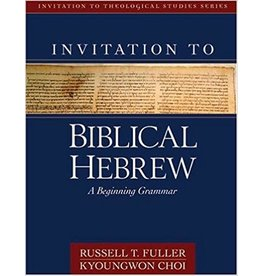 Kregel / Portavoz / Ingram Invitation to Biblical Hebrew
