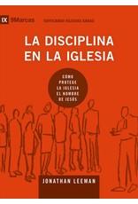 Poiema La Disciplina en la Iglesia (Church Discipline)