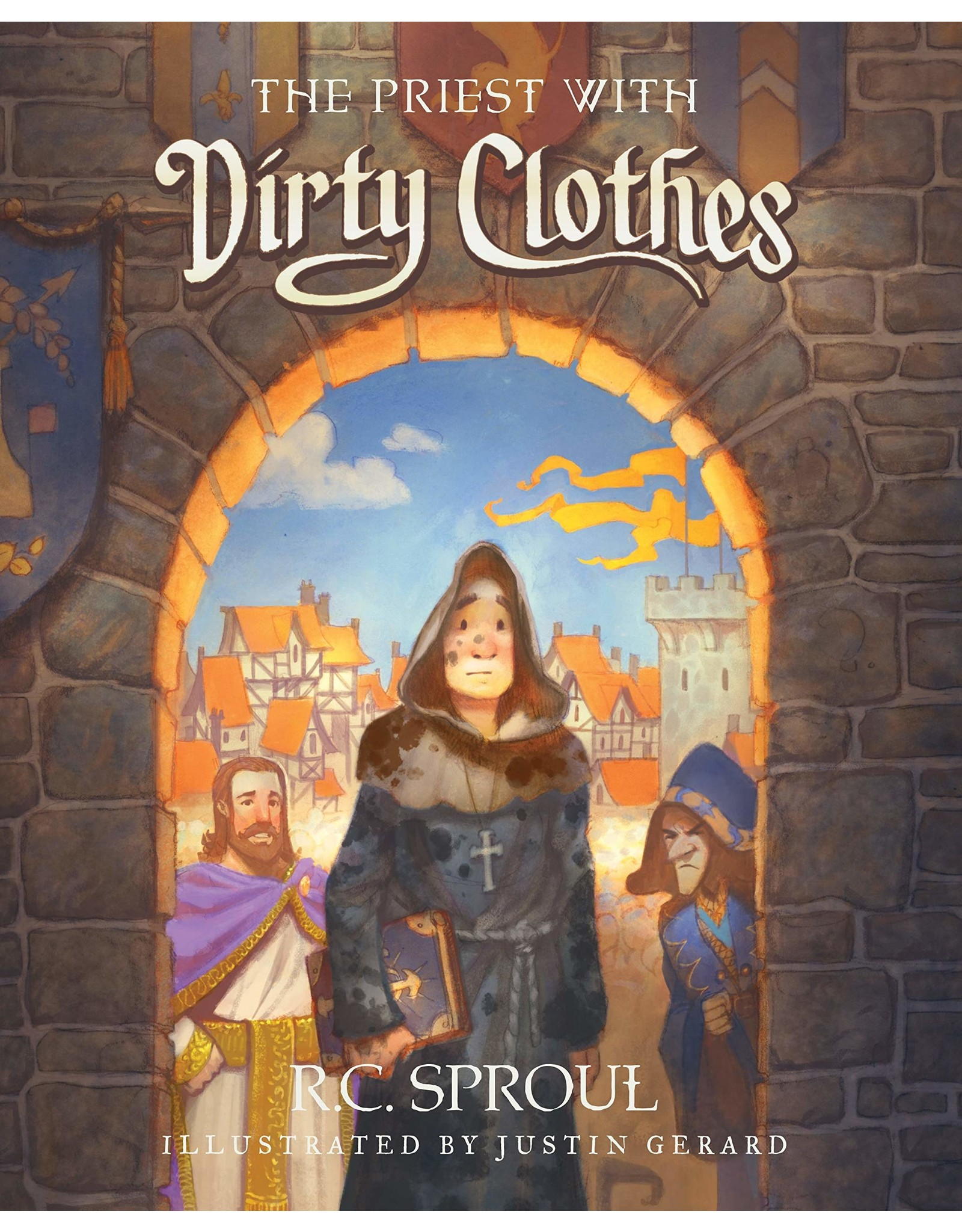 Ligonier / Reformation Trust The Priest with Dirty Clothes
