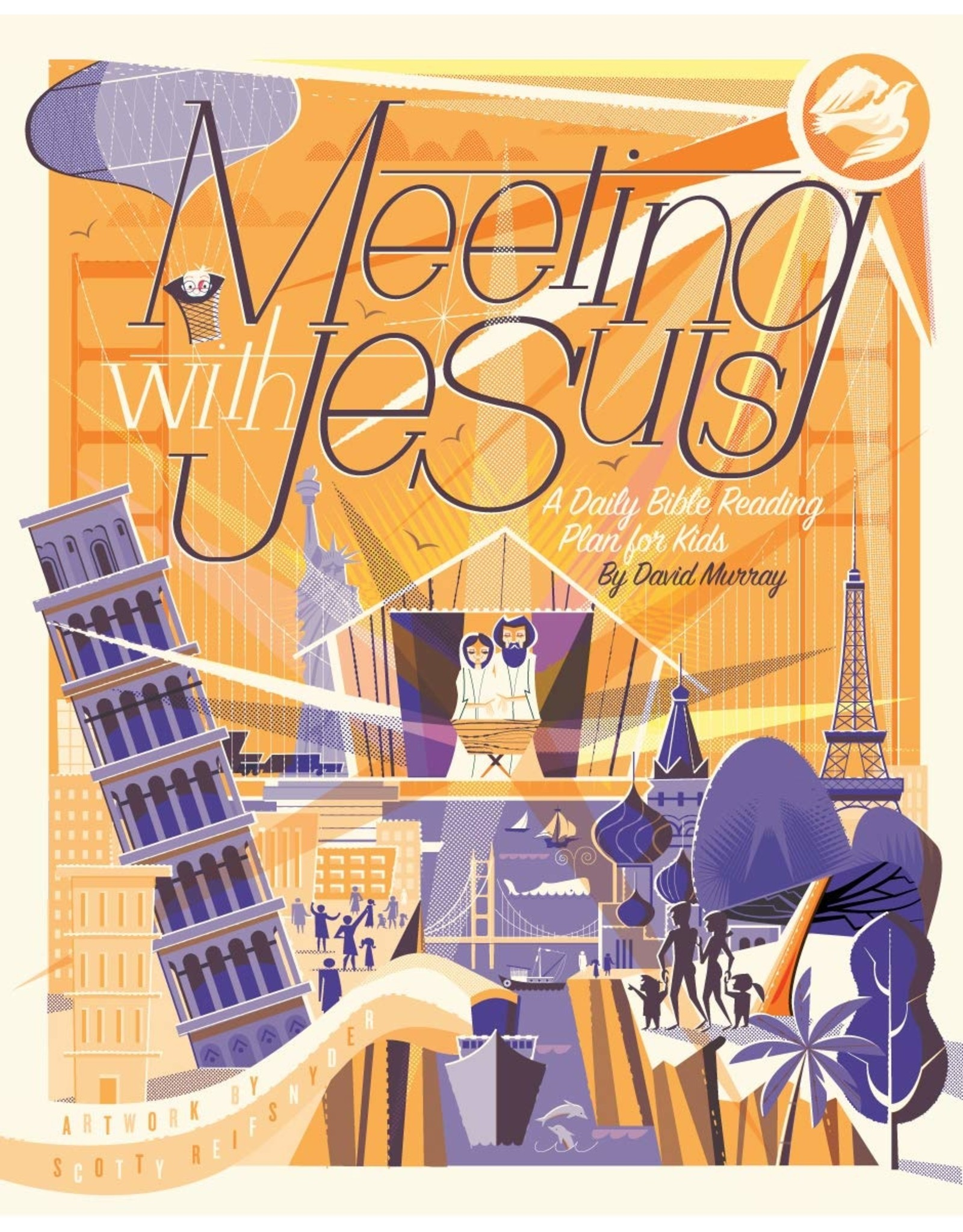 Crossway / Good News Meeting with Jesus: A Daily Bible Reading Plan for Kids