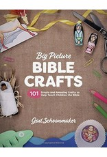 Crossway / Good News Big Picture Bible Crafts: 101 Simple and Amazing Crafts to Help Teach Children the Bible