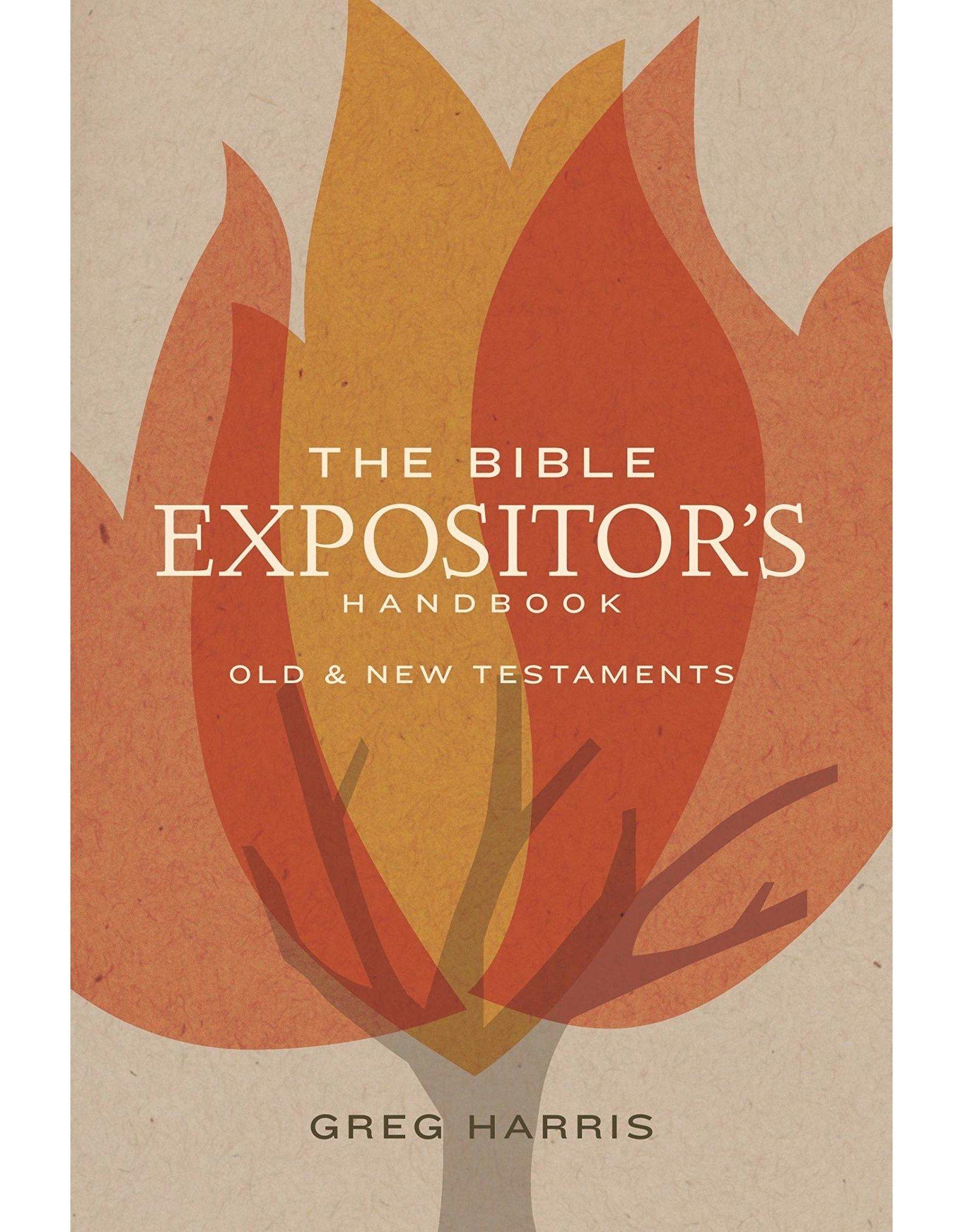 Broadman & Holman Publishers (B&H) Bible Expositor's Handbook Old & New Testaments