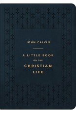 Ligonier / Reformation Trust A Little Book on the Christian Life (Blue Imitation Leather)