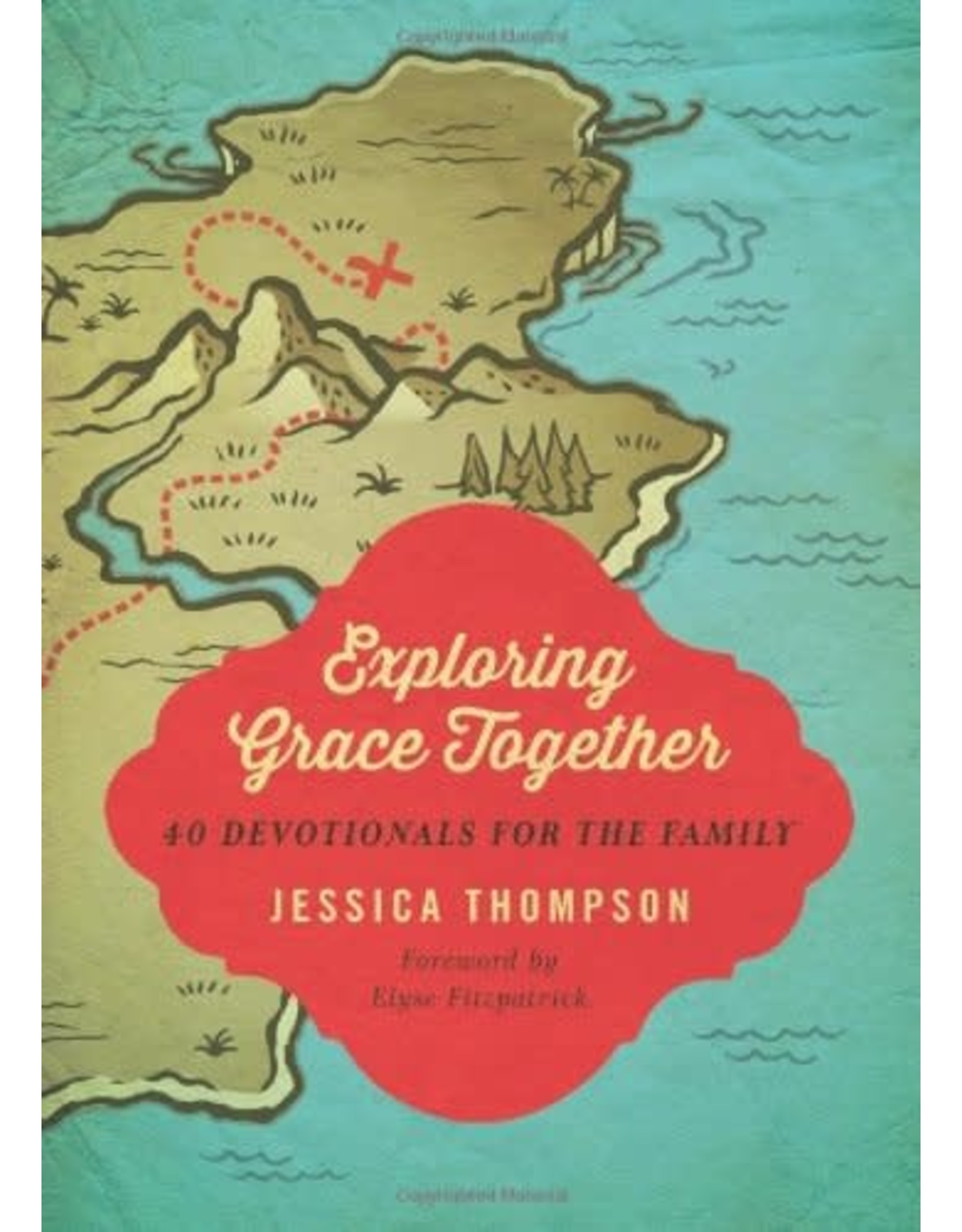 Crossway / Good News Exploring Grace Together: 40 Devotionals for the Family