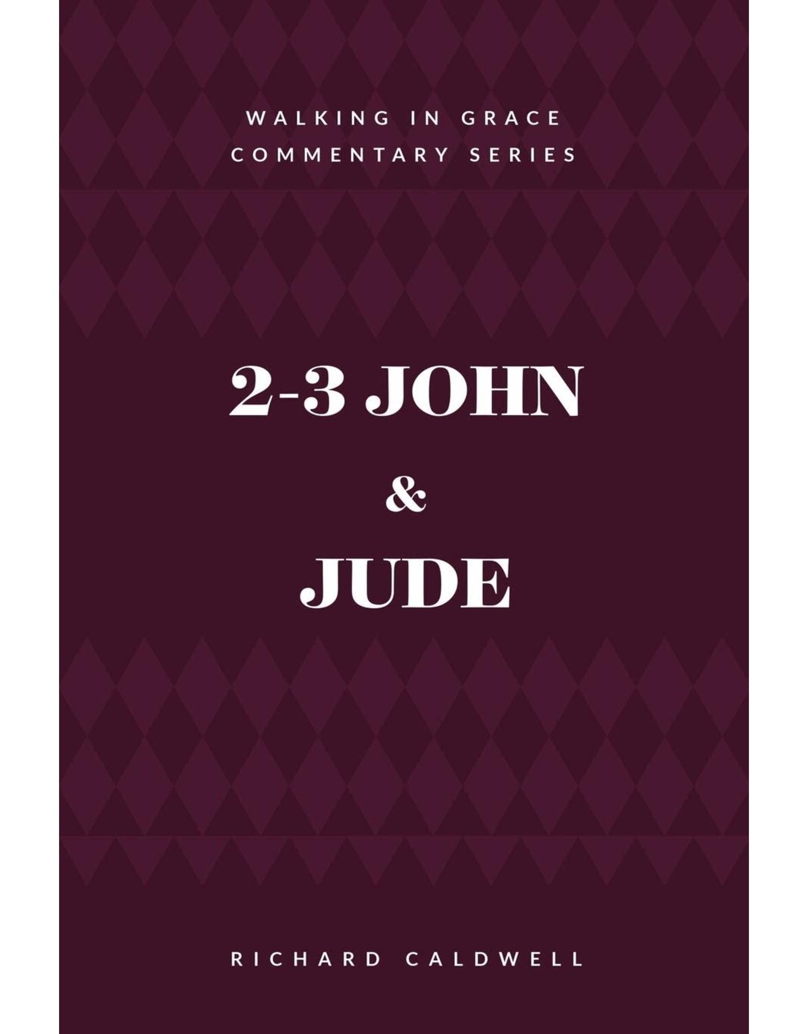 Kress 2-3 John & Jude: Truth and Danger in the Church (WGCS)