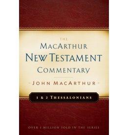 Moody Publishers 1 & 2 Thessalonians (MNTC)