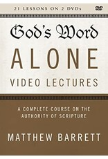 Harper Collins / Thomas Nelson / Zondervan God's Word Alone DVD Video Lectures