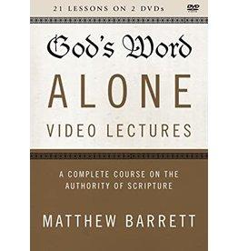 Harper Collins / Thomas Nelson / Zondervan God's Word Alone DVD