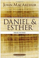 Harper Collins / Thomas Nelson / Zondervan MacArthur Bible Study (MBS) Daniel & Esther