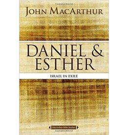 Harper Collins / Thomas Nelson / Zondervan MBS Daniel & Esther