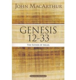 Harper Collins / Thomas Nelson / Zondervan MBS Genesis 12-33:  The Father of Israel