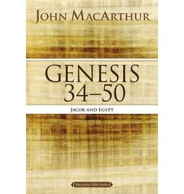 Harper Collins / Thomas Nelson / Zondervan MBS Genesis 34-50: Jacob and Egypt