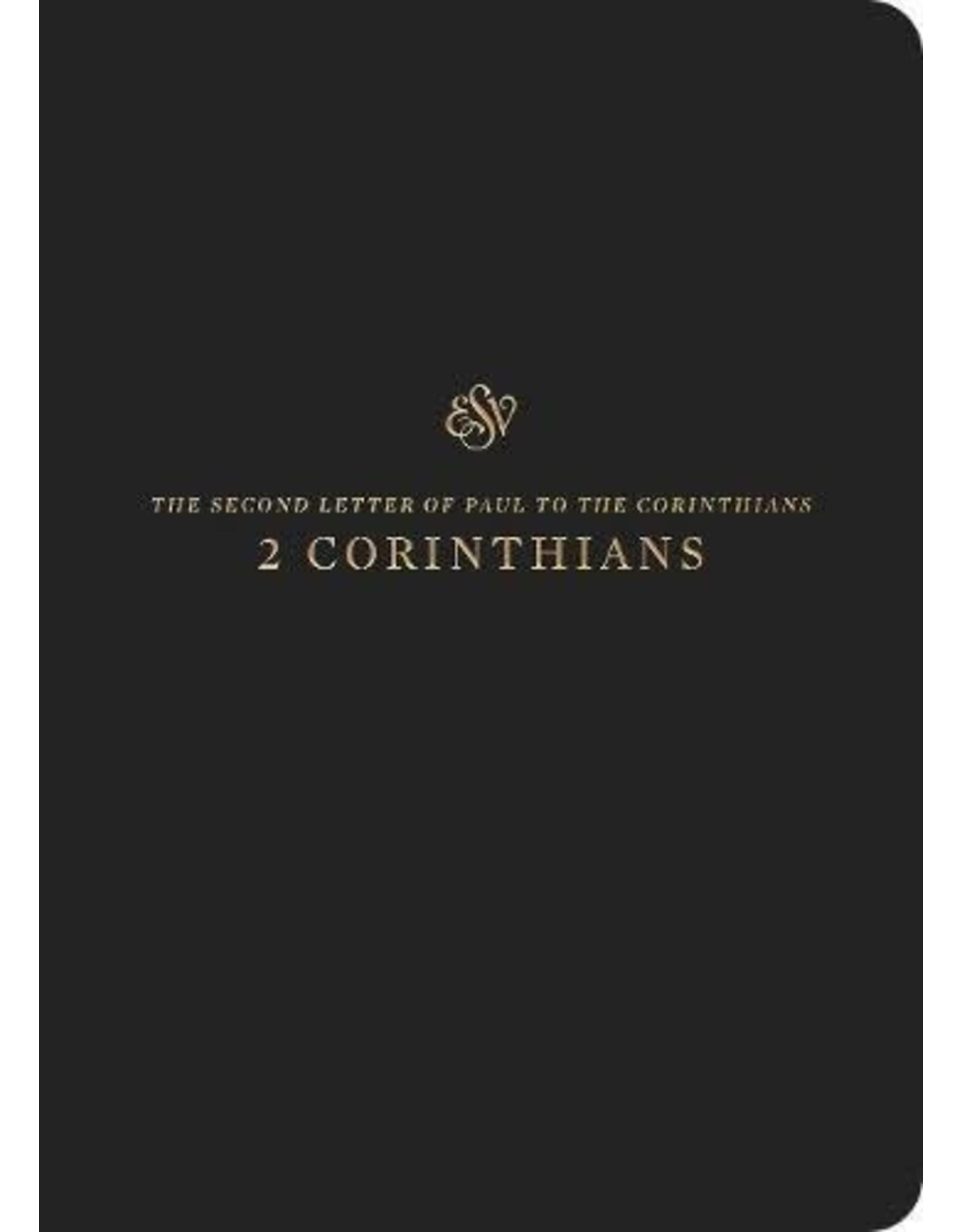 Crossway / Good News ESV Scripture Journal: 2 Corinthians (Paperback)
