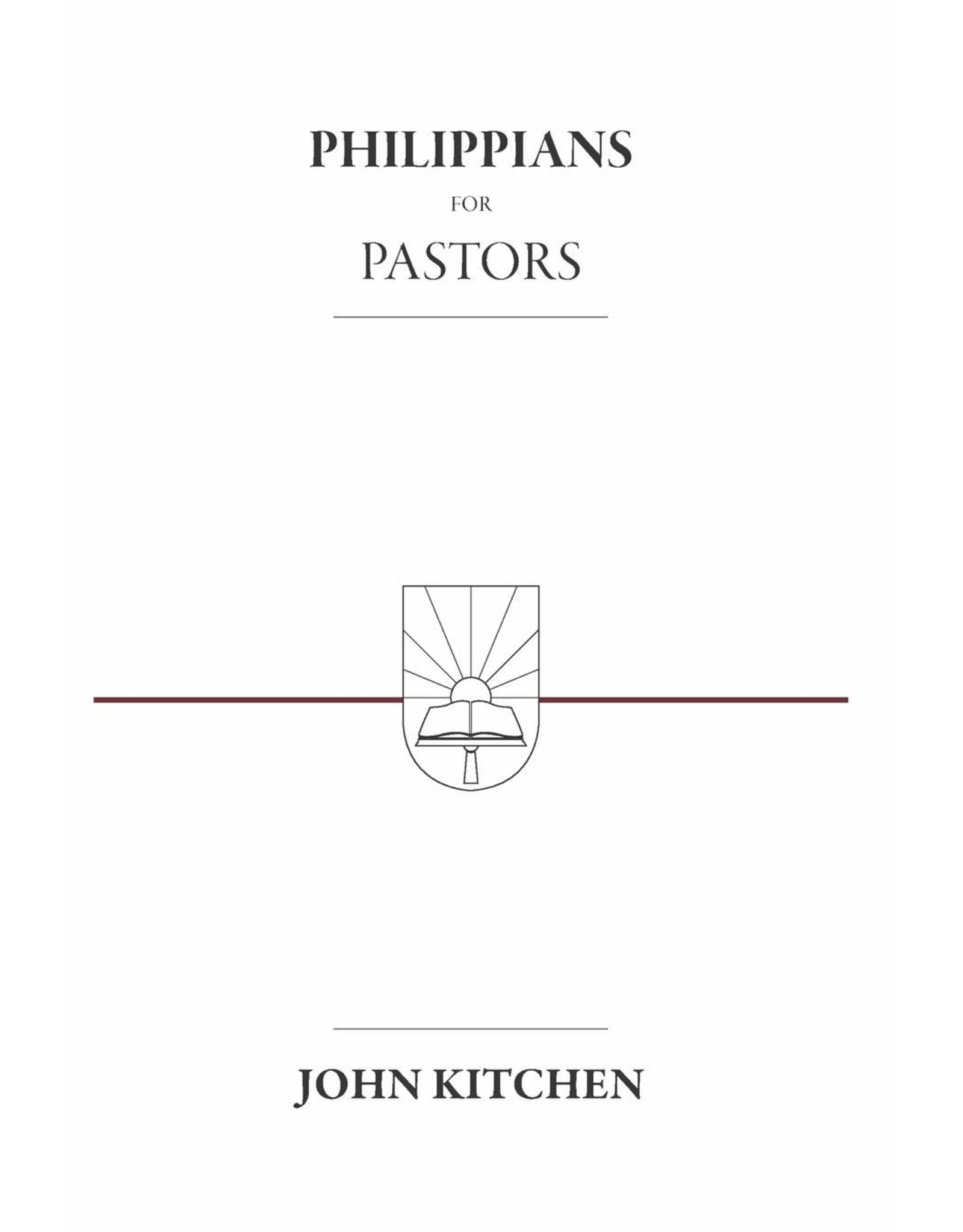 Kress Philippians for Pastors