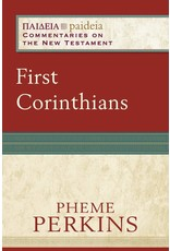 Baker Publishing Group / Bethany First Corinthians (Paideia: Commentaries on the New Testament)