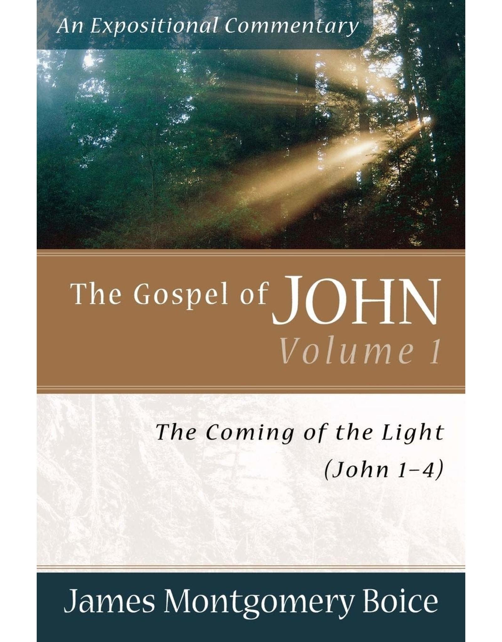 Baker Publishing Group / Bethany Gospel of John v.1 (Boice)