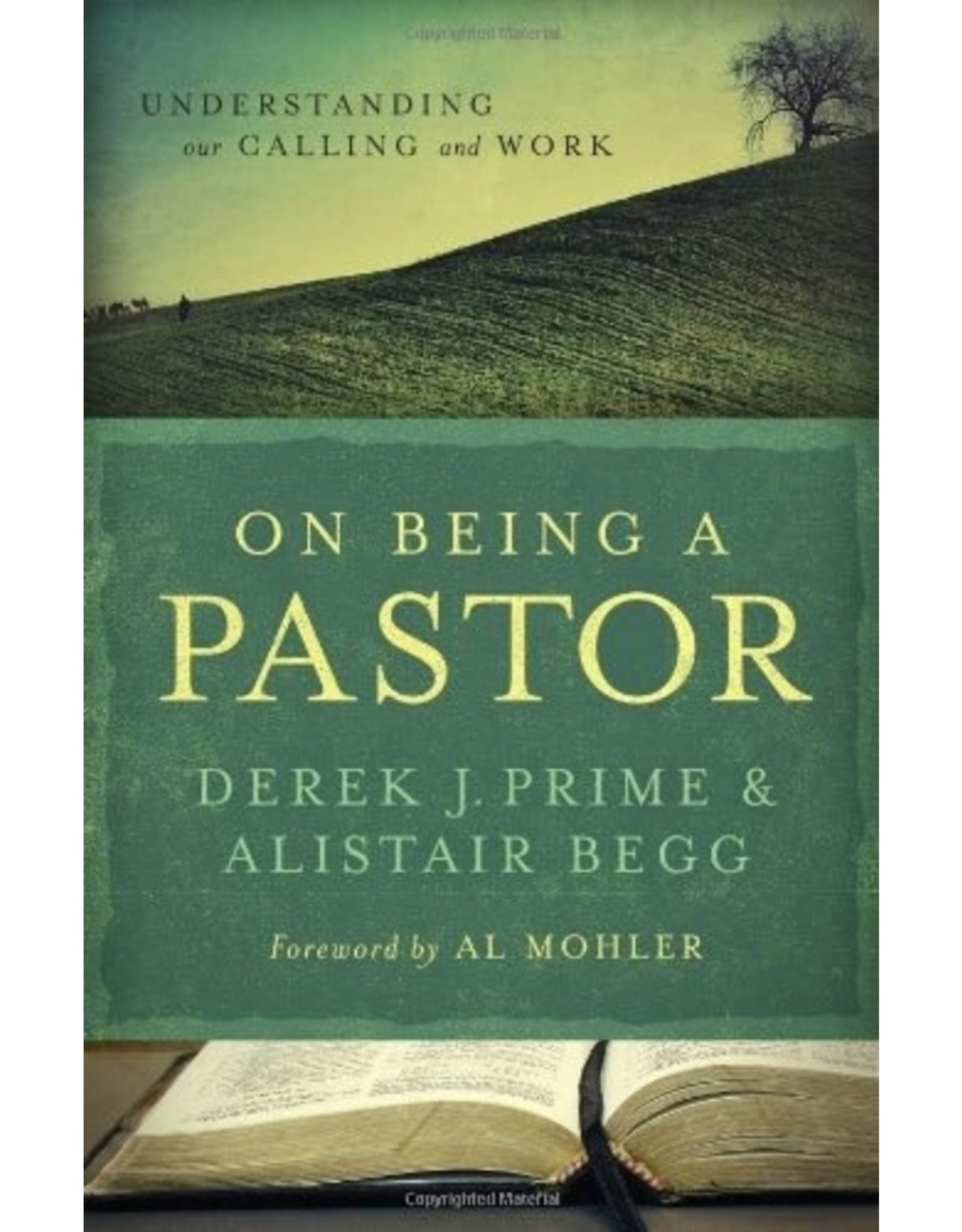 Moody Publishers On Being a Pastor