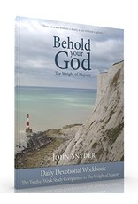 Media Gratiae Behold Your God: The Weight of Majesty Workbook