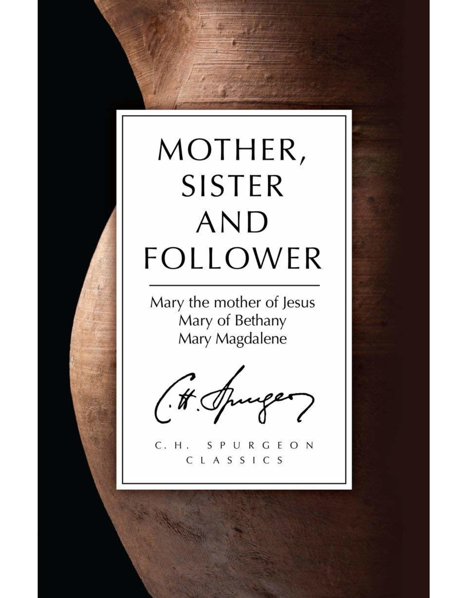Christian Focus Publications (Atlas) Mother, Sister and Follower