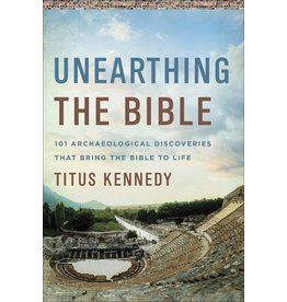 Harvest House Publishers Unearthing the Bible