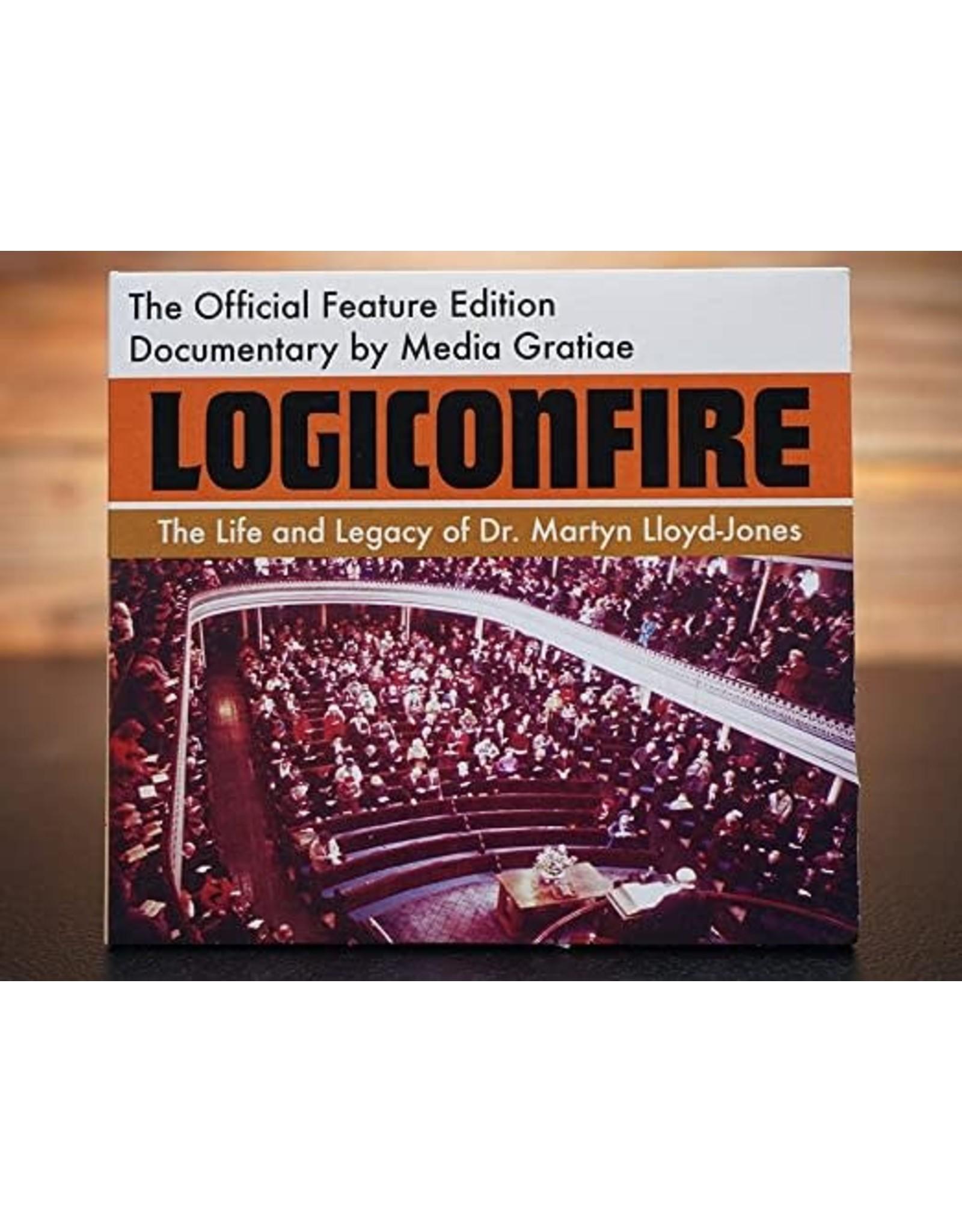 Media Gratiae Logic On Fire - Feature Version (DVD)