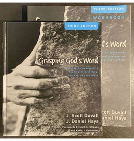 Harper Collins / Thomas Nelson / Zondervan Grasping God's Word Book and Workbook Set (3rd Ed.)