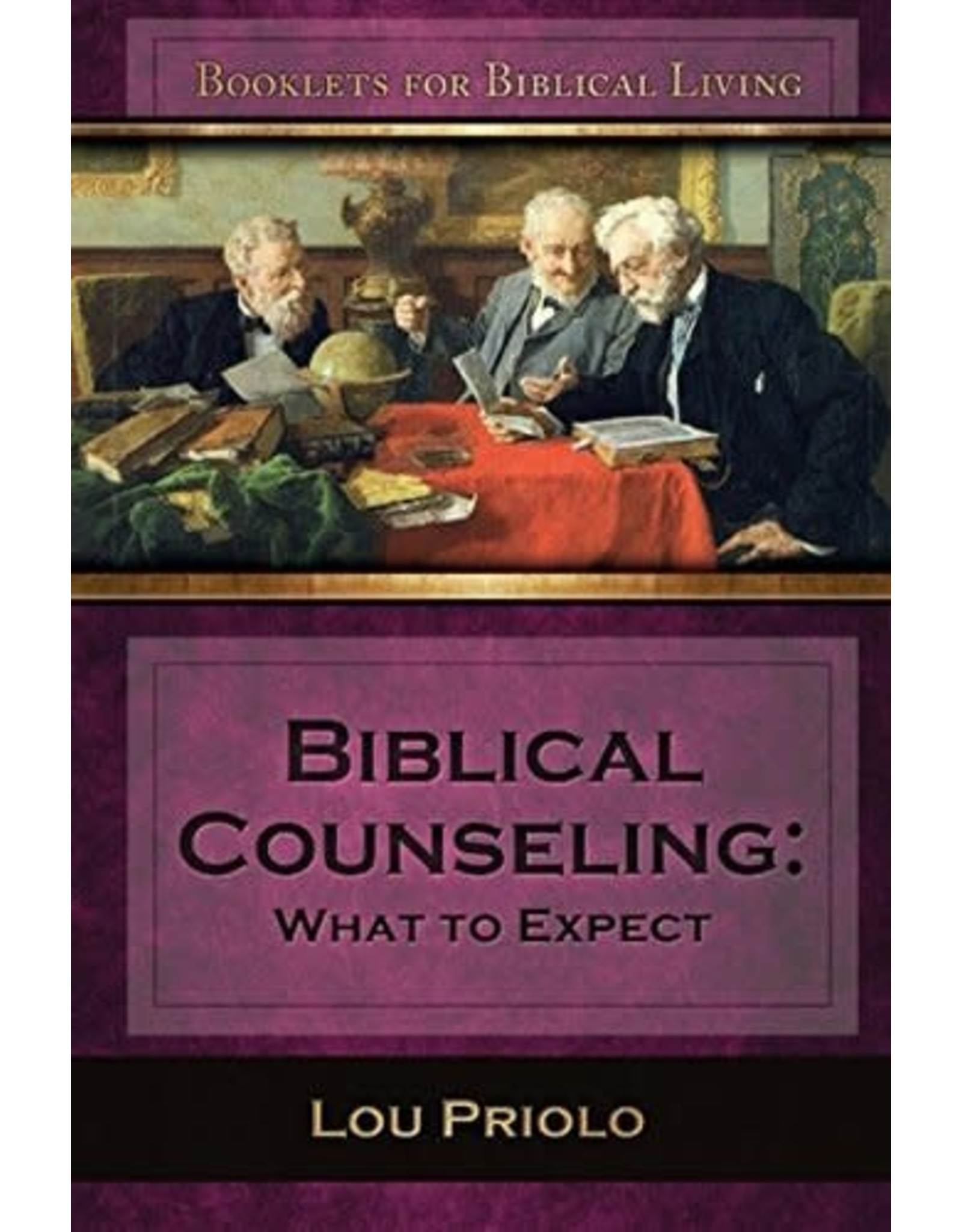 Kress Biblical Counseling: What to Expect (5-pack)