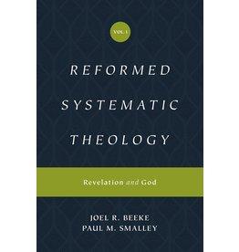 Crossway / Good News Reformed Systematic, V1: Revelation & God