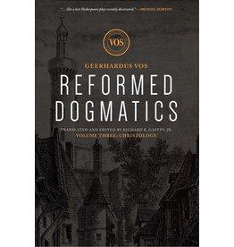 Lexham Press (Bookmasters) Reformed Dogmatics: Christology (Vol. 3)