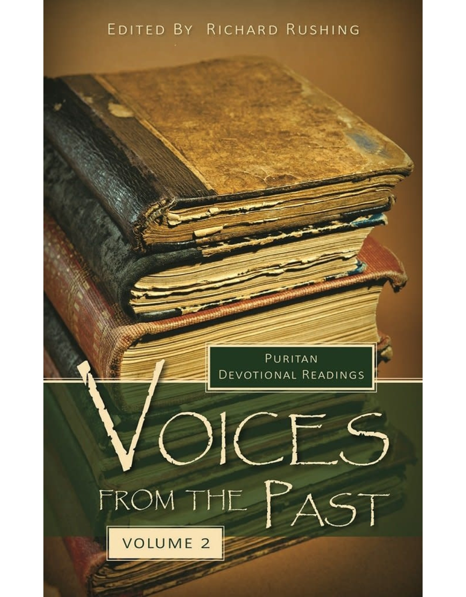 Banner of Truth Voices From the Past: Puritan Devotional Readings (Vol. 2)